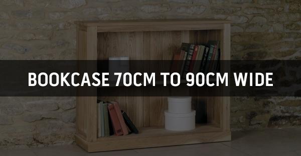 Bookcase 70cm to 90cm Wide