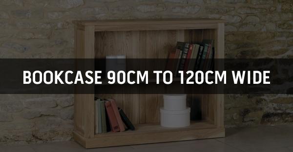 Bookcase 90cm to 120cm Wide