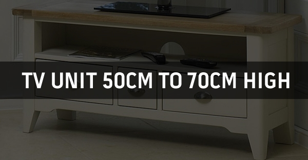 TV Unit 50cm To 70cm High