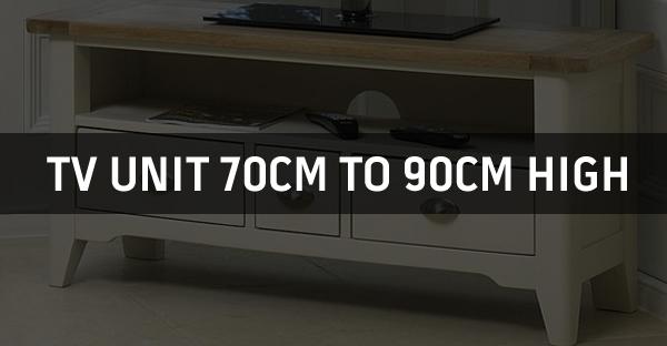 TV Unit 70cm To 90cm High