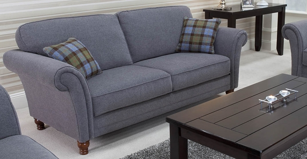 Grey Living Room Furniture | Grey Wooden Living Room Furniture