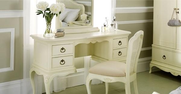 4 Drawer Dressing Table
