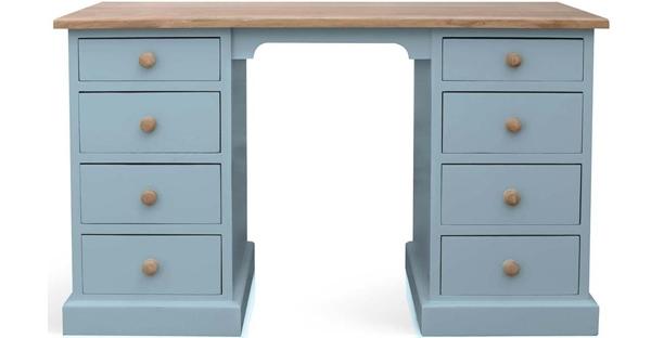 8 Drawer Dressing Table