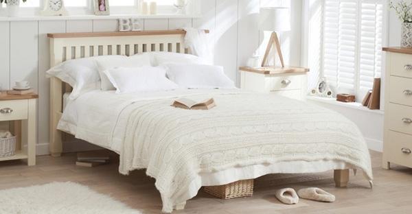 Cream Beds