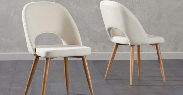 Cream Dining Chairs