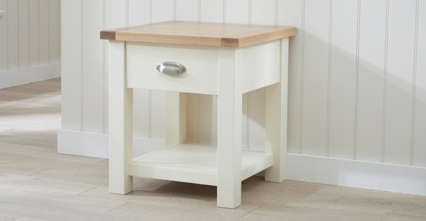 Cream Side Tables