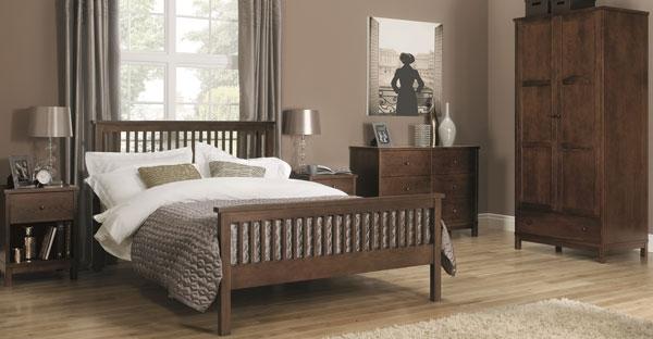 Dark Wood Furniture: Bedroom, Dining Room & Office - CFS UK