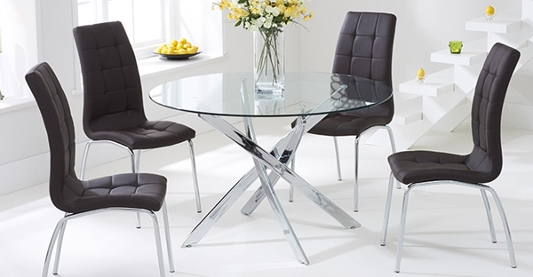 Mark Harris Dining Chairs