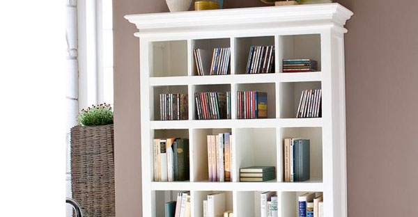 Ready Assembled Bookcase