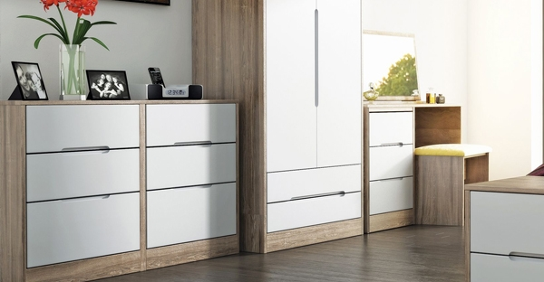 Ready Assembled Bedroom Furniture | Fully Assembled Bedroom ...