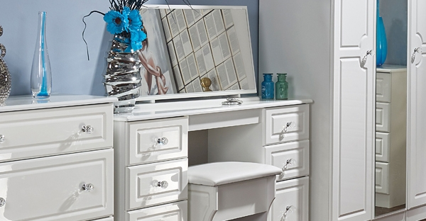Ready Assembled Dressing Table