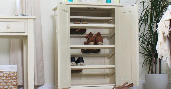 Ready Assembled Shoe Cabinet