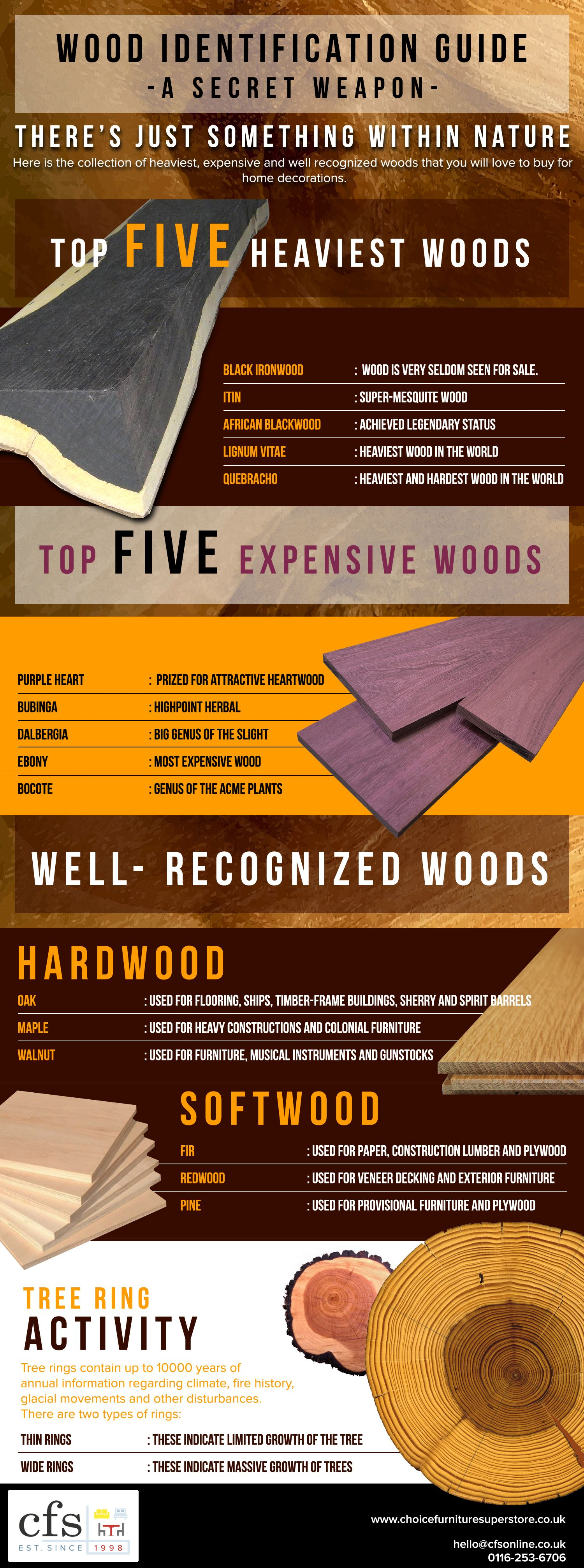 Furniture home furnishings decor infographics for Woodworking guide