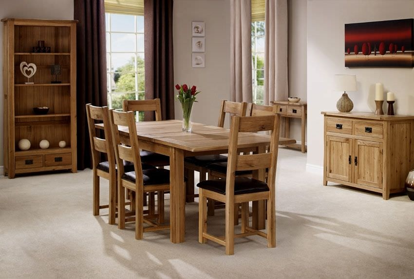 All You Need to Know About Reclaimed Oak Furniture