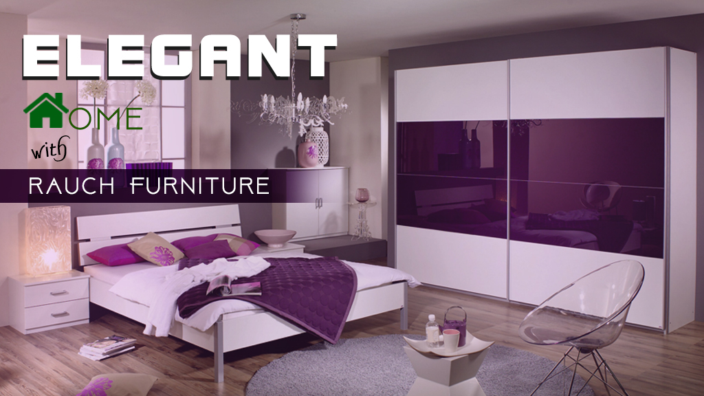 Add Elegant your home with rauch furniture