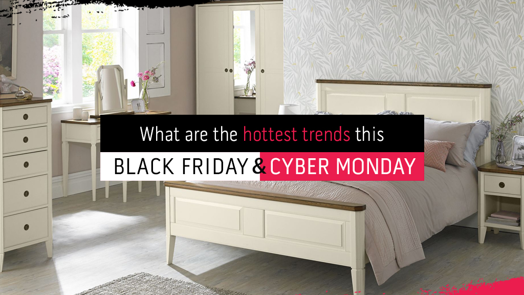What are the hottest trends this Black Friday and Cyber Monday