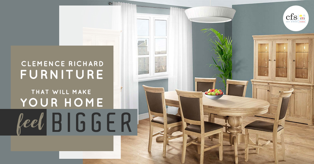Clemence Richard Furniture that Will Make your Home Feel Bigger
