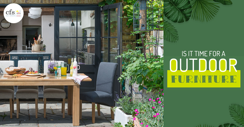 Is It Time For A Outdoor Furniture?