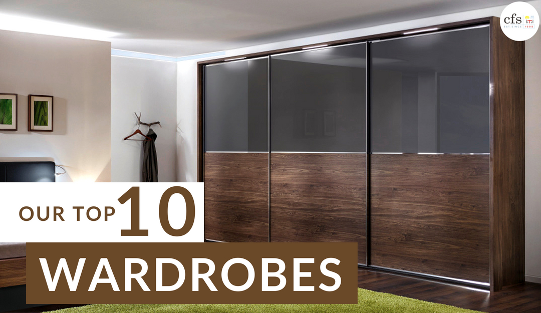 Our Top 10 Wardrobes