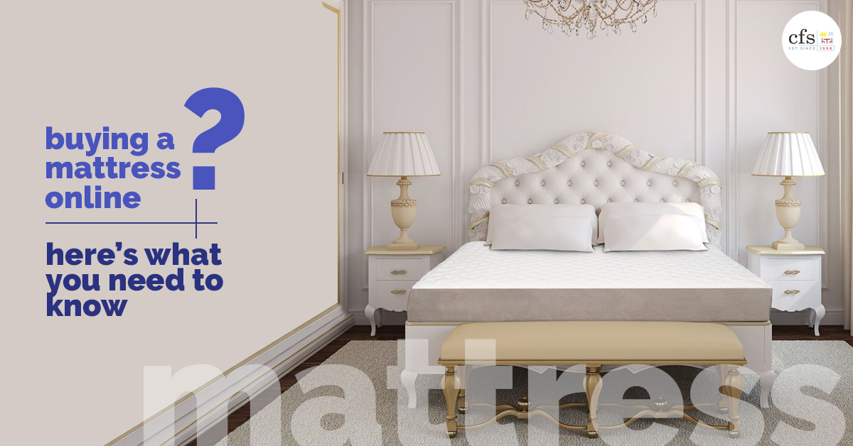 Buying a Mattress Online? Here's What You Need to Know