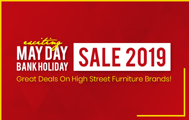 May Day Bank Holiday Sales 2019 Special offers on High Street Brands