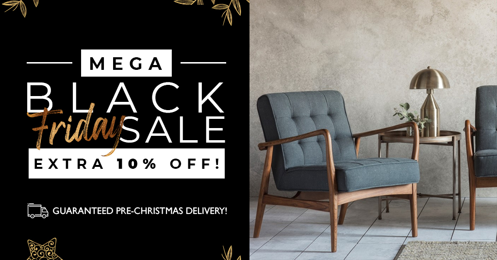 Black Friday Sale: Time to Shop & Save, Both at The Same Time!