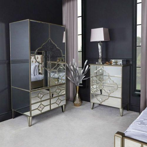 Mirrored Bedroom Furniture | Mirrored Bedroom Furniture ...