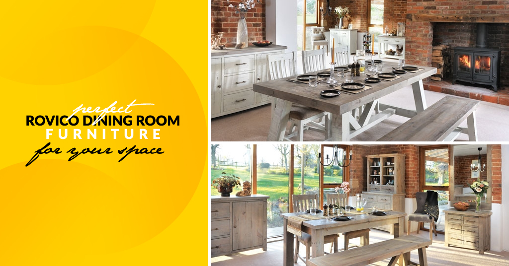 Perfect Rovico Dining Room Furniture For Your Space