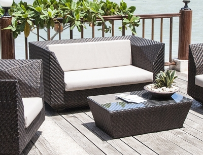 Alexander Rose Ocean Maldives 2 Seater Sofa