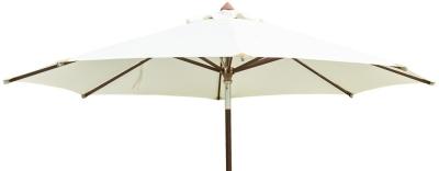 Alexander Rose Hardwood Ecru Luxury 300cm Round Pulley