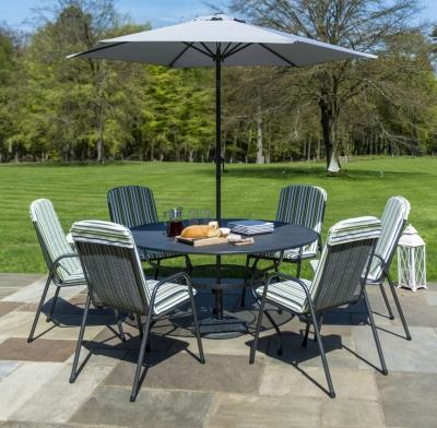 Alexander Rose Portofino 150cm Round Dining Table