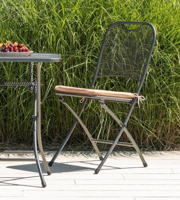Alexander Rose Portofino Folding Chair (Pair)