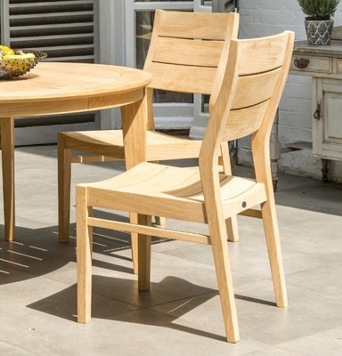 Alexander Rose Roble Dining Chair (Pair)