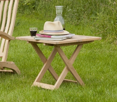 Alexander Rose Roble Occasional Table