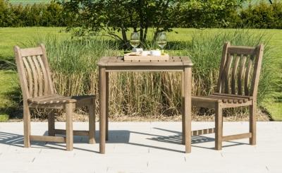 Alexander Rose Sherwood 80cm Square Dining Table