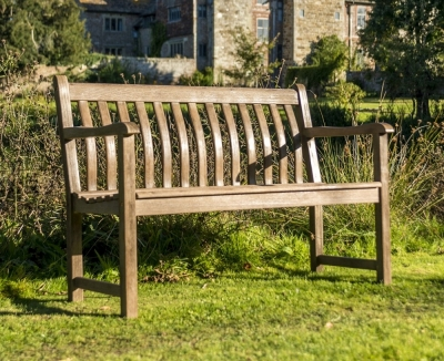 Alexander Rose Sherwood Broadfield Bench 4ft