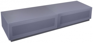 Alphason Element Grey TV Cabinet - EMTMOD1700-GRY