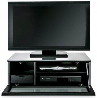 Alphason Element Grey TV Cabinet - EMTMOD850-GRY