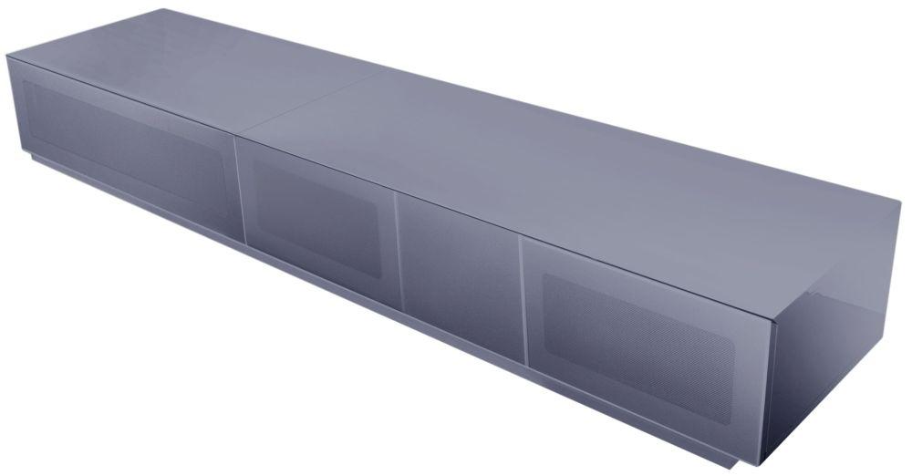 Alphason Element Grey TV Cabinet - EMTMOD2100-GRY