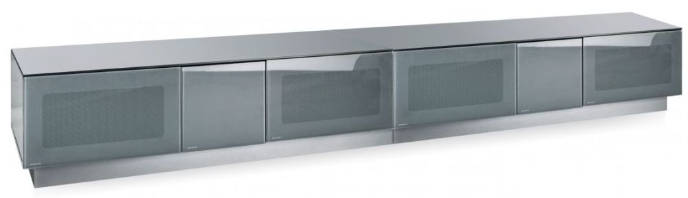 Alphason Element Grey TV Cabinet - EMTMOD2500-GRY
