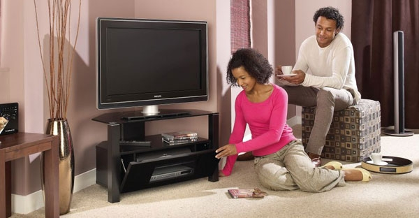 Alphason Designs First TV Stands