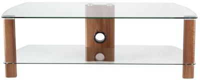 Alphason Century Walnut TV Cabinet 55inch - ADCE1200-WAL