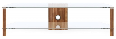 Alphason Century Walnut TV Cabinet 58inch - ADCE1500-WAL