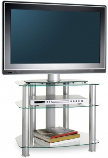 Alphason Sona Glass TV Unit - AVCR26-3-G