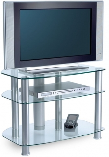 Alphason Sona Glass TV Unit - AVCR32-3-G