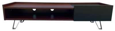 Alphason Bella Dark Elm TV Cabinet 58inch - ADBE1500ELM