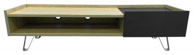 Alphason Bella Oak TV Cabinet 58inch - ADBE1500OAK