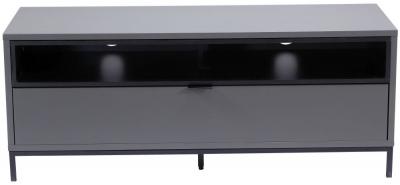 Alphason Chaplin Charcoal TV Cabinet 52inch - ADCH1135-CH