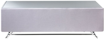 Alphason Chromium Concept Grey TV Cabinet 55inch - CRO2-1200CPT-GR