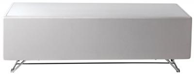 Alphason Chromium Concept White TV Cabinet 55inch - CRO2-1200CPT-WH